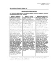 sci245_r6_Sedimentary_Rock_Worksheet