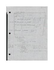 Lecture Notes - Ordered Samples and Permutations
