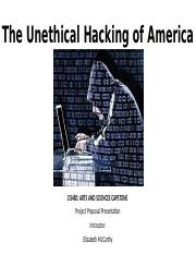 The Unethical Hacking of America.pptx