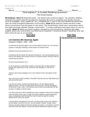 Gonnegtions and Guided Reading - Chapter 5.docx