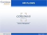 3HRM MBA HR flow 2014
