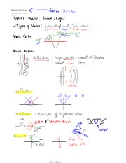 PHYS 11 Wave Actions Notes