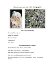 Mineral_Resources_Study_Guide_-_GEOL_1001