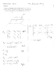 Spring 2013 Exam 1 solutions