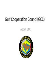 Gulf cooperation council states.pptx