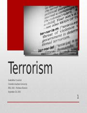 Unit IV PPT Assignment_Terrorism.pptx