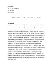 war and human psyche ff.doc