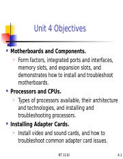 NT1110_04 Motherboard.ppt