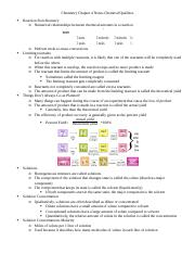Chemistry Chapter 4 Notes-part 1