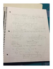 Work Done by Constant Force Notes