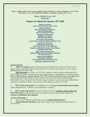 Chapter 16 l Industrial America, 1877-1900 l Notes.pdf