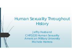 Chfd220 human sexuality final