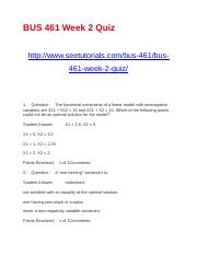 BUS 461 Week 2 Quiz.docx