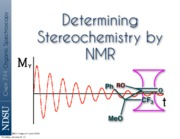 Organic Spectroscopy Lecture 6 Notes