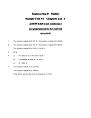Sp13 Sample Test1 Answers