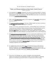 NU 362 Roles and Responsibilities of the Public Health Nurse-1-1 (1).docx