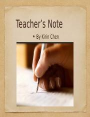 Kirin teacher's note.pptx