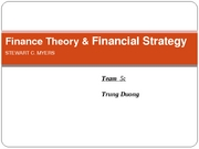 Financial THeory