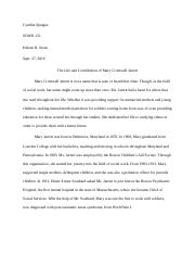 historical figure paper