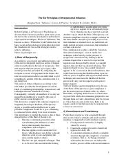 22_Cialdini_Six Principles of Interpersonal Influence.pdf