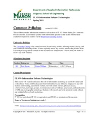 IT353Spring2011Syllabus