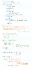 LU Decomposition Notes