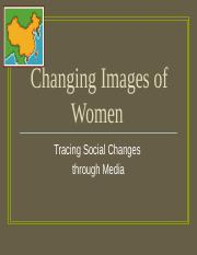 11_social changes and images of women_1101.pptx