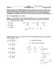 Midterm 1 14 Solutions