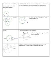 Tangent Lines_10.4-10.6_Quiz_Review Answers