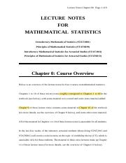 Lecture Notes Chapter 00 pdf - Lecture Notes Chapter 00 Page 1 of 8