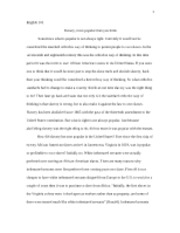 Cover letter - Dear reader Over the past semester my writing has ...