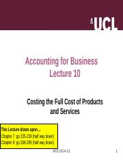 AFB Lecture 10_for Students full costing.pptx