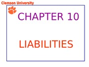 Chapter 10 Powerpoint DMG Spring 2014