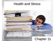 Ch11-Health and Stress