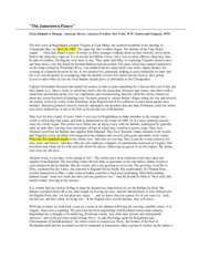 jamestown fiasco The jamestown fiasco is an article from the advocate of peace (1894-1920), volume 69 view more articles from the advocate of peace (1894-1920)view this.