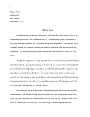 literacy narrative essay shawn brodie english my journey of  2 pages personalized topic midterm