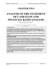27262420-Analysis-of-Financial-Statement-and-Cash-Flow