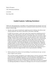 Guided Analysis Suffering Worksheet.docx
