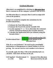 3.  Overhead allocation(1).docx