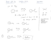 2014-09-30 CHEM 322 Lecture Notes Plus Blank Quiz and Key