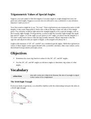 6. Trigonometric Values of Special Angles.docx