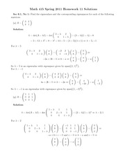 Math415HaboushHW11Solutions