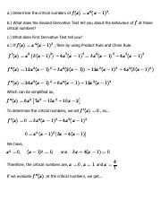 Solution for Chapter 4, 4.3 - Problem 18 - Single Variable Calculus, 6th Edition - eNotes.pdf