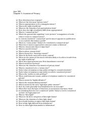 J303Chpt5QuestionsforReview