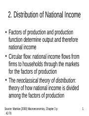 Income 2 Distribution of national income.ppt