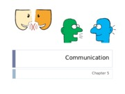 PSY BEH 173S: Communication Lecture (Zinger)