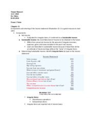 ACC 2020 - Exam 1 review.docx