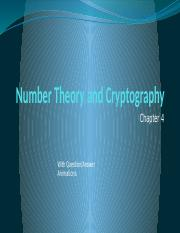 3- Number Theory and Cryptography ch4.ppt