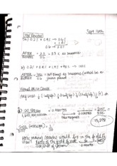 9:16 HW Solutions: Class Notes