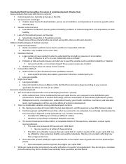 POLI 227- Chapters 1-6 Notes